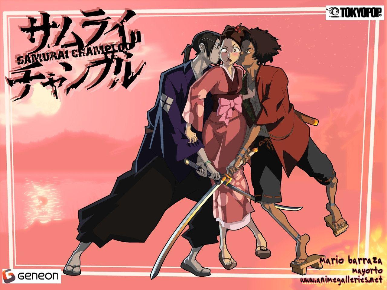 Samurai Champloo - nguonphim_net