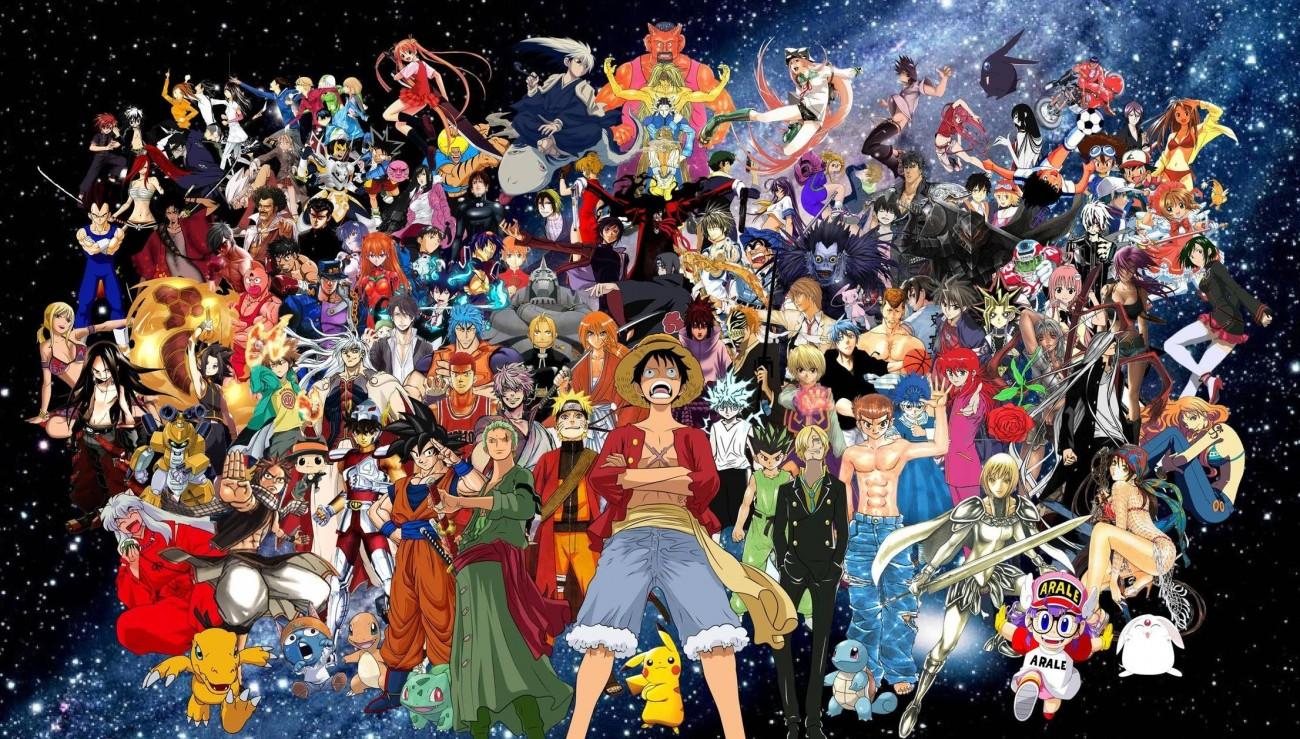 top anime hành động