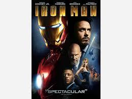 Thứ tự 35 phim Marvel theo dòng thời gian trong MCU 1 NGƯỜI SẮT 1