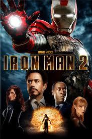 Thứ tự 35 phim Marvel theo dòng thời gian trong MCU 1 NGƯỜI SẮT 2